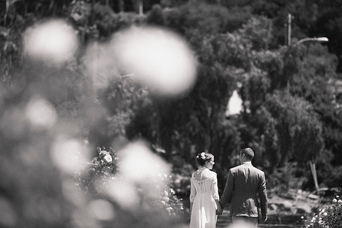 Santa Barbara Mission Wedding