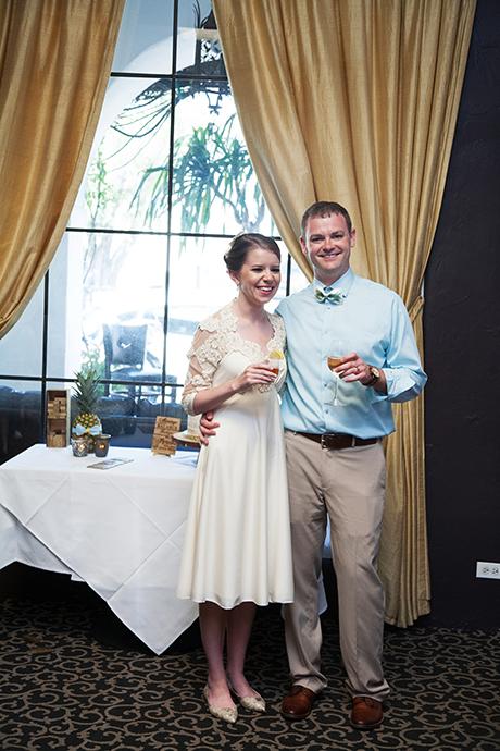 Wine Cask Restaurant Weding Reception