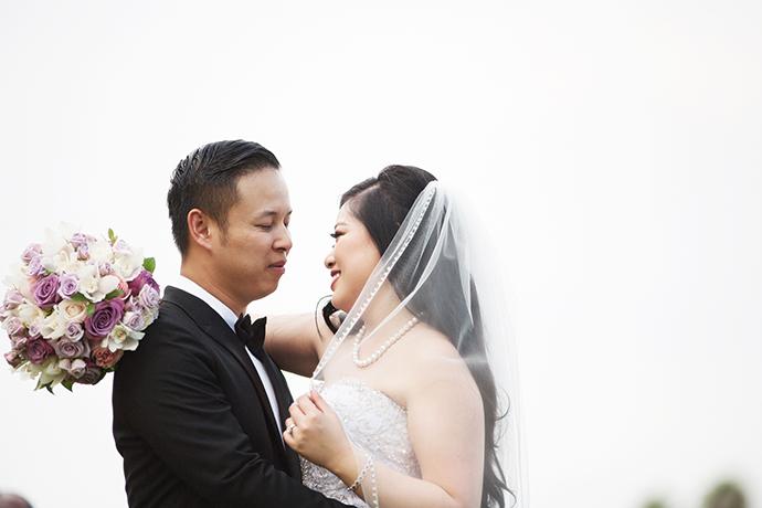 Mile Square Park Wedding Photography