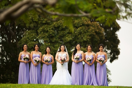 Mile Square Park Wedding Photos