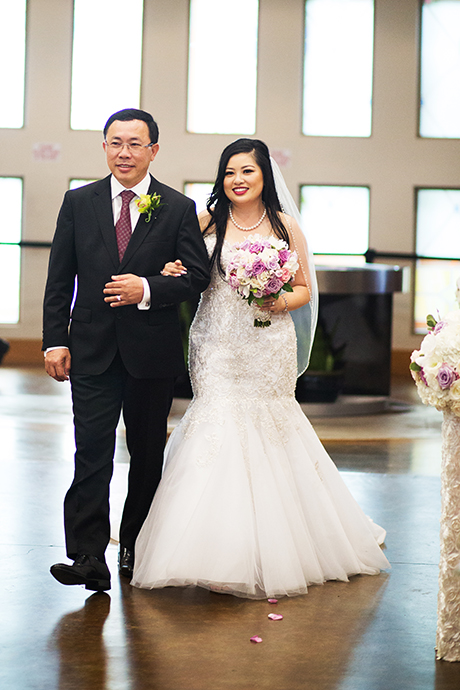 Our Lady of La Vang Wedding Ceremony