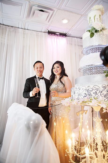 Paracel Seafood Restaurant Wedding Reception