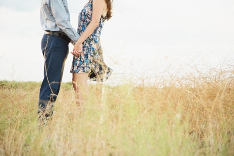 Callaway Vineyards Engagement Session