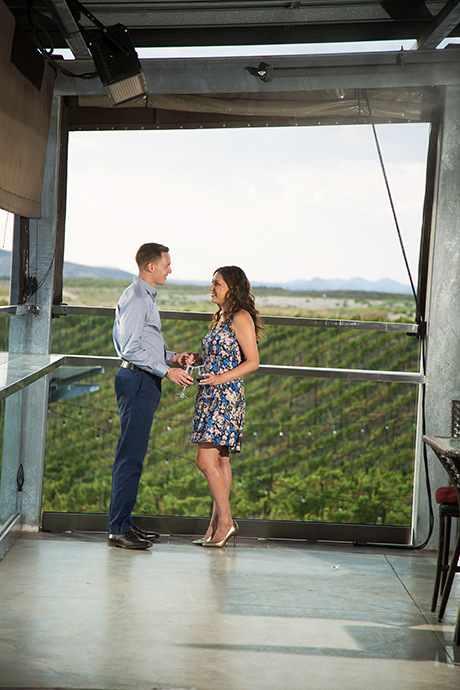 Callaway Winery and Vineyards Engagement Session