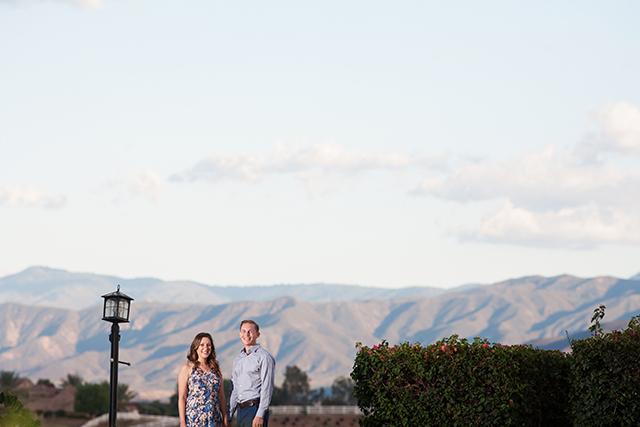 Callaway Vineyards Engagement Pictures