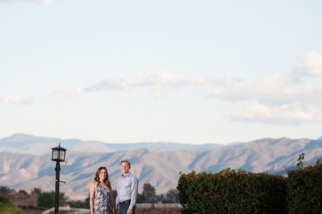 Callaway Vineyards Engagement Pictures