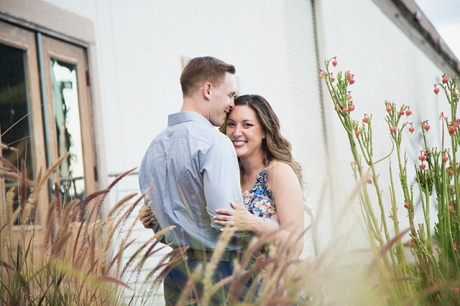 Callaway Winery Engagement Pictures