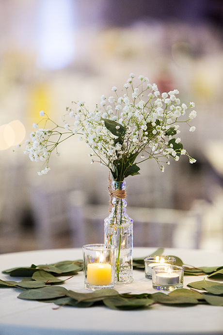 Moonlight Restaurant Wedding Reception