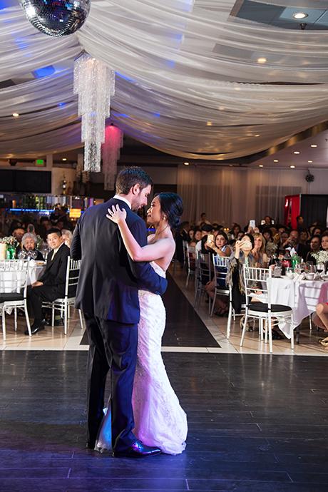 Moonlight Restaurnant Wedding Reception
