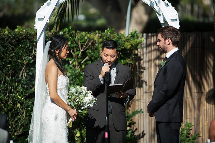 Newport Dunese Wedding Ceremony