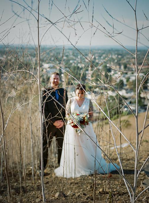 Kodak Portra 400, Mamiya 645, Wedding Photography