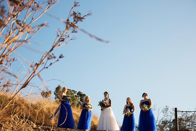 Orange County Mining Company Wedding