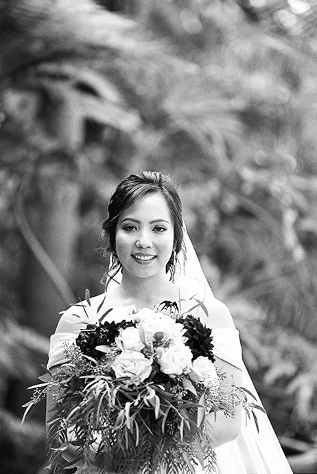 Wedding Images with Ilford Delta 400
