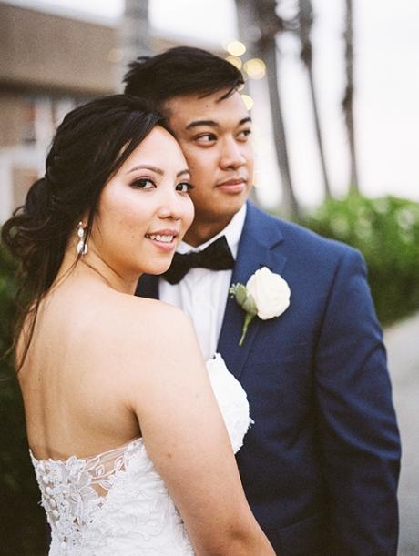 Kodak Portra 400 Wedding Photography