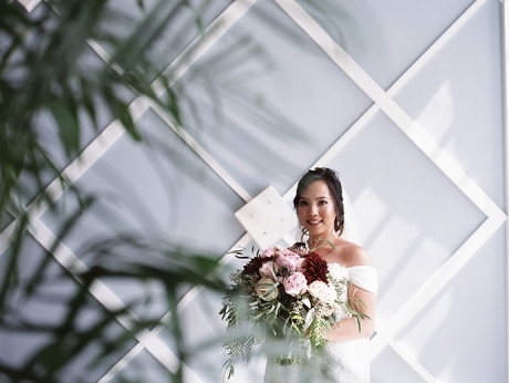 Bridal Portaiture with Kodak Portra 400