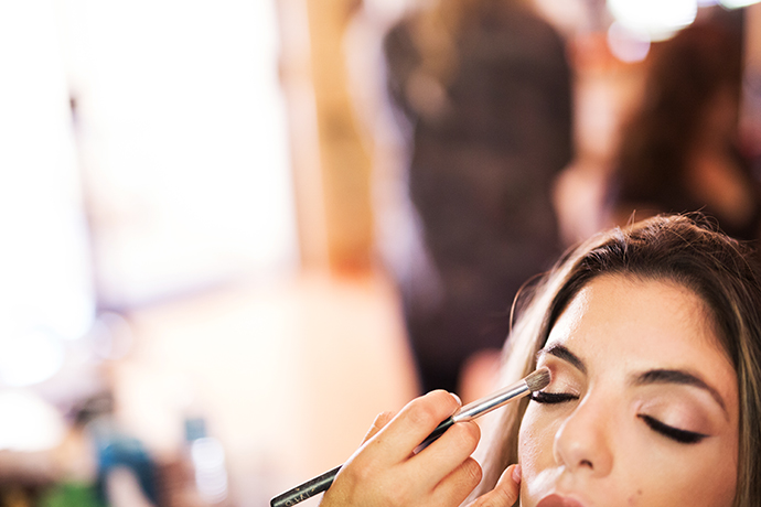 Bridal Preparation in Pasadena