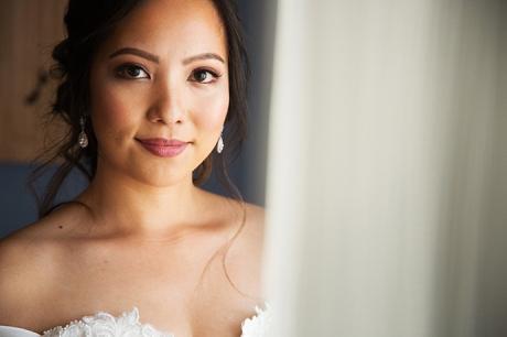 Bridal Prep at Portofino Hotel Redondo Beach