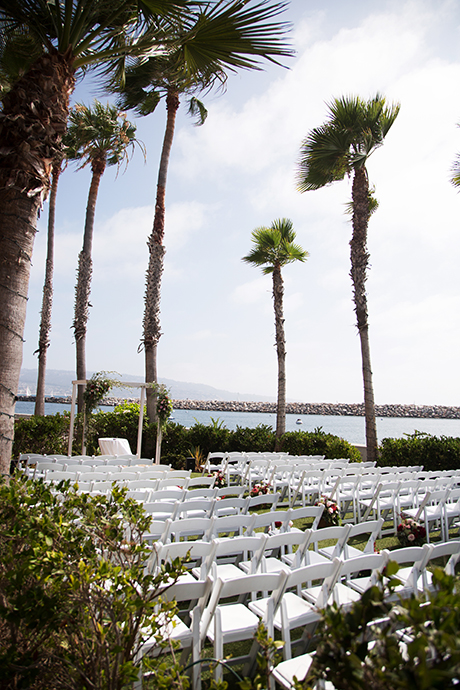Wedding Photography at the Portofino Hotel Redondo Beach