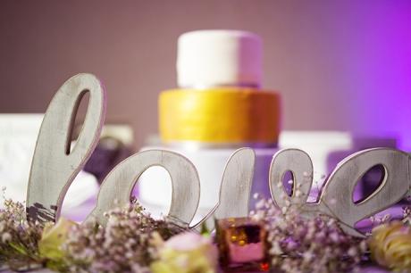 Saint Anthony Greek Orthodox Wedding Reception