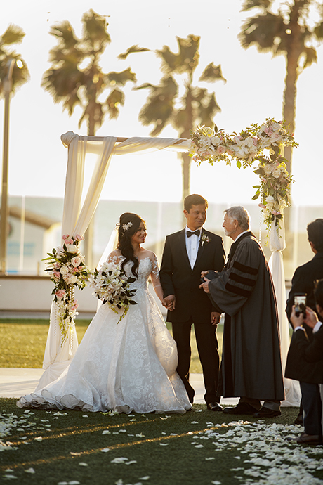 Wedding Photography at Hilton Hotel Huntington Beach