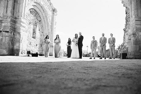 Ilford XP2 Super 400 Wedding Photography