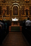 Mission Basilica Wedding Ceremony